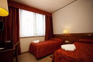 Hotel in the vesuvio national park