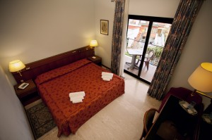 business hotel near Pomigliano d'Arco and Nola
