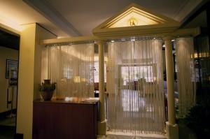 The Hall of 4 stars Hotel near San Giuseppe Vesuviano - Napoli