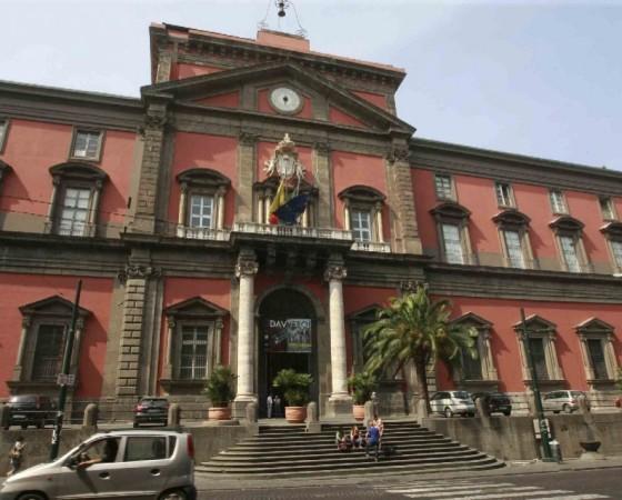 Le musée archéologique national de Naples
